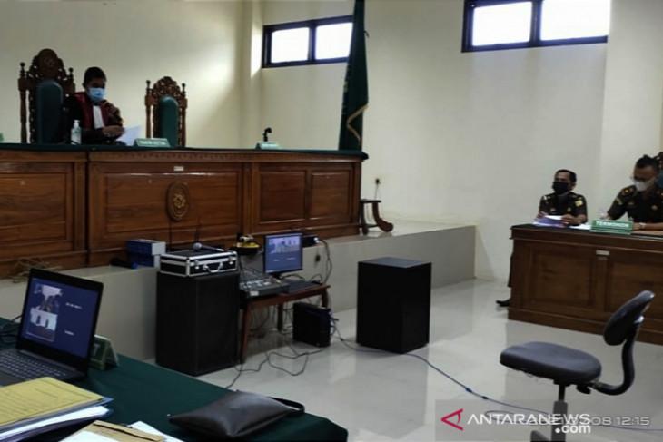 Sidang Kasus Korupsi PDAM HST: Praperadilan Antung ditolak