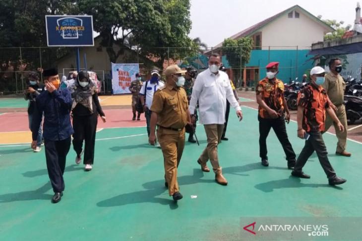 DPRD Bogor imbau masyarakat sukseskan vaksinasi agar tercapai Herd Immunity