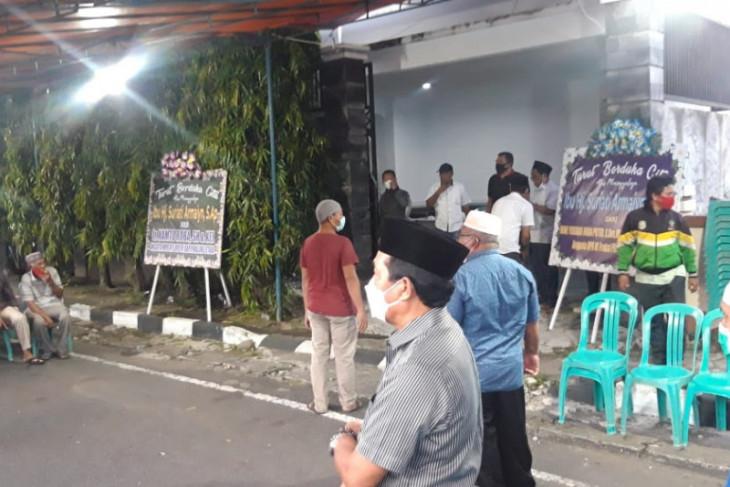 Anggota DPD-RI asal Malut Suryati Armaiyn meninggal dunia turut berbelasungkawa