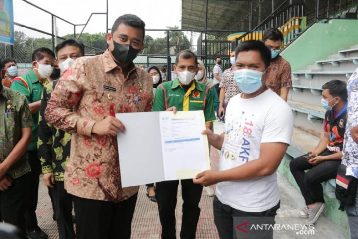 Kota Medan  ketatkan PPKM mikro