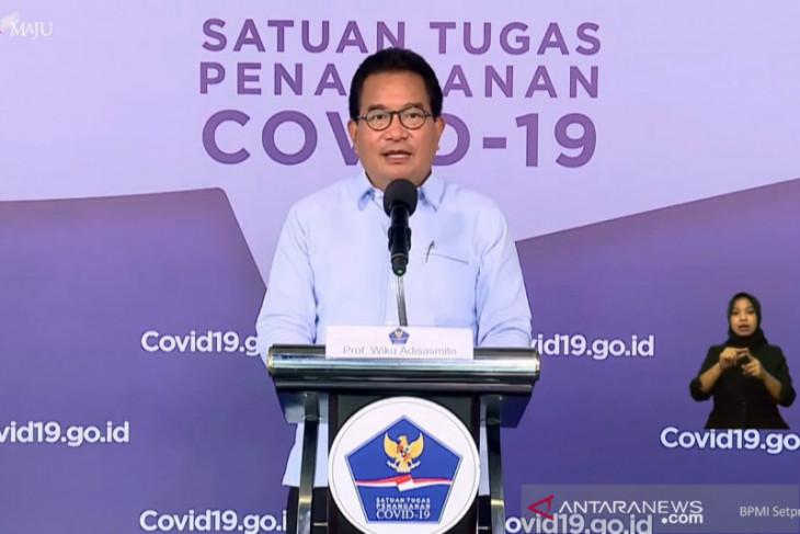 Satgas ingatkan Pemda luar Jawa-Bali lakukan  pengetatan PPKM Mikro