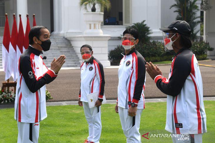 Kontingen Indonesia dikarantina lima hari sebelum berangkat ke Olimpiade Tokyo