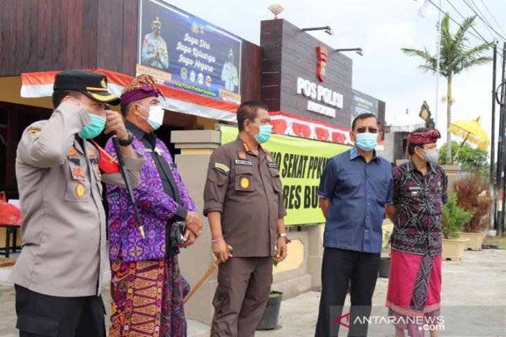 Satgas COVID-19 Buleleng: bukti vaksin-surat jalan jadi syarat keluar-masuk