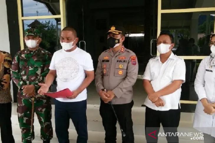 PPKM Mikro di Tapteng, Bupati: Pesta dilarang, ibadah wajib patuhi prokes