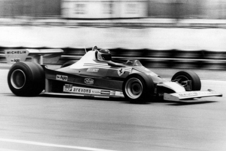 Eks pebalap F1 Argentina Carlos Reutemann meninggal