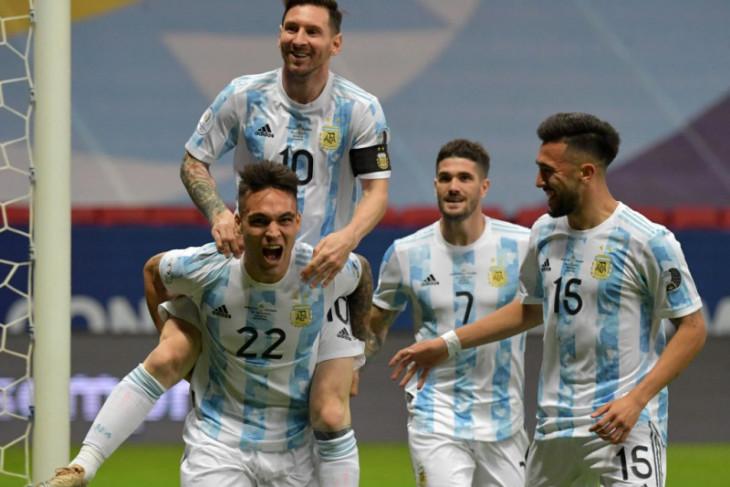 Kini saat tepat bagi Messi merebut gelar bersama Argentina