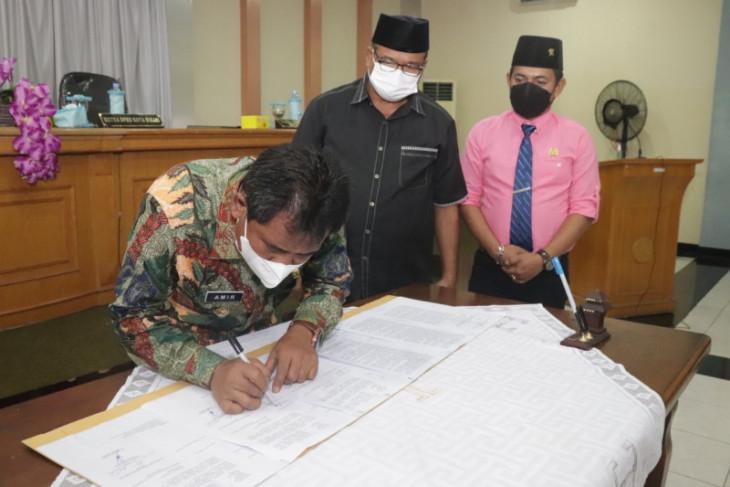 Wali Kota Binjai : Terima kasih atas persetujuan DPRD