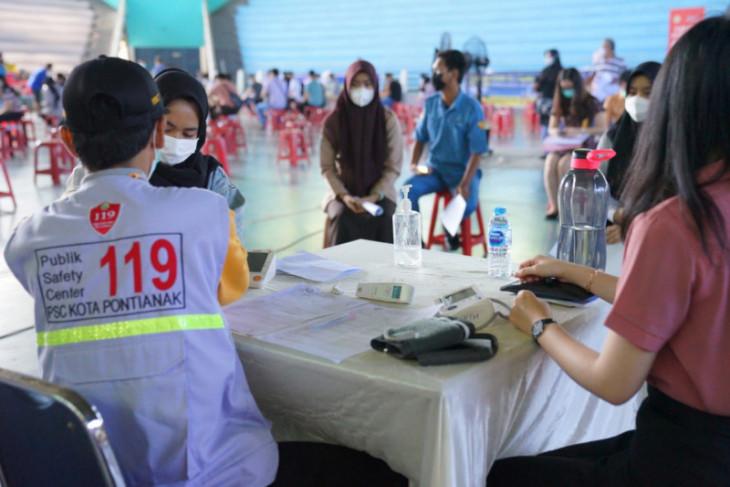 Pemkot Pontianak pisahkan lokasi vaksinasi anak dan orang dewasa
