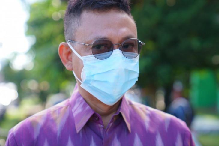 Edi Rusdi Kamtono imbau masyarakat gunakan masker dua lapis