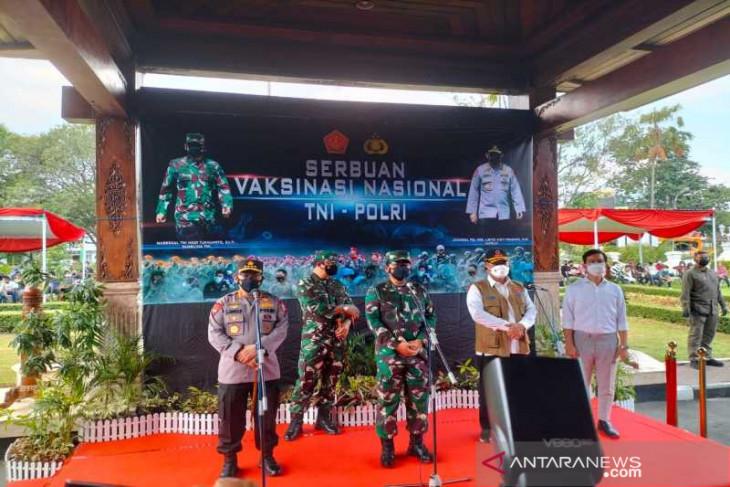 Panglima TNI: Dua strategi dapat tekan laju kasus COVID-19