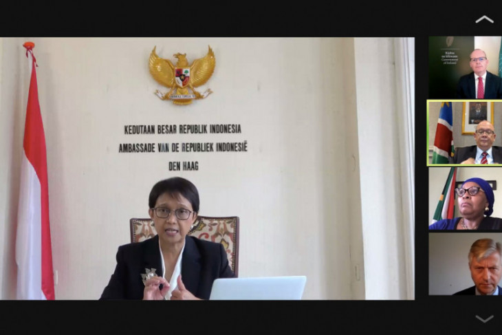 Menlu Retno Marsudi  soroti peningkatan partisipasi perempuan dalam misi PBB