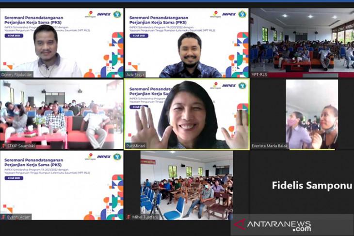 INPEX tetap berikan beasiswa di Kabupaten Kepulauan Tanimbarbegini penjelasannya