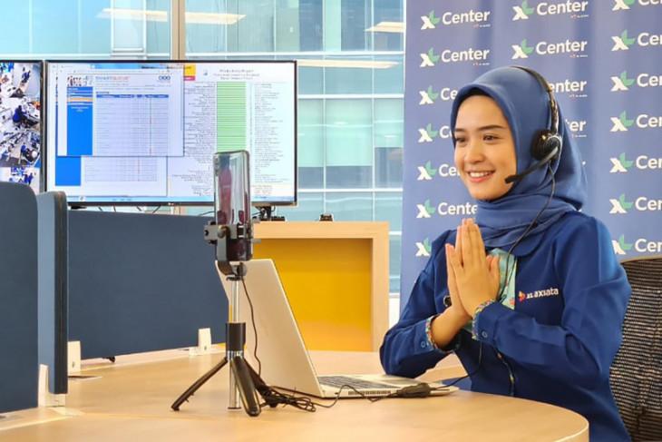 XL Center sediakan layanan online XL/AXIS #dariRUMAHsaja dukung PPKM Darurat
