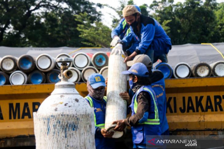 Luhut jelaskan pesanan oksigen konsentrator dari Singapura tiba Jumat ini