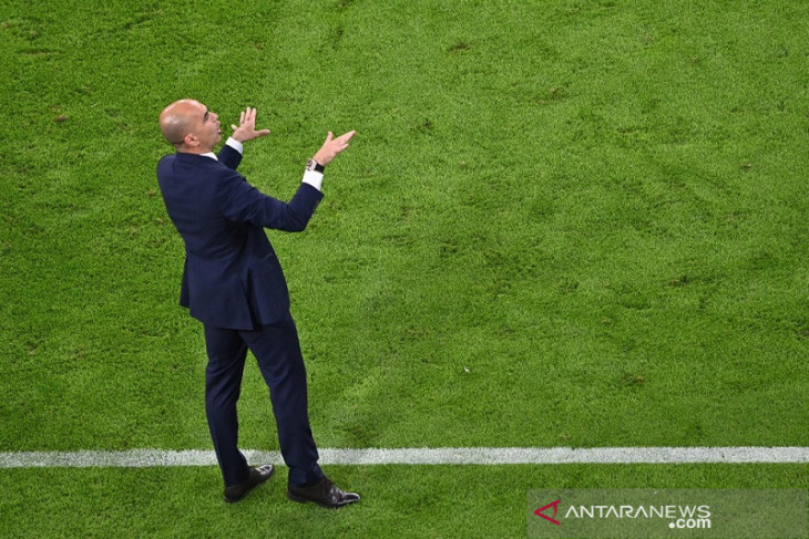 Roberto Martinez  lanjutkan jabatan pelatih timnas Belgia
