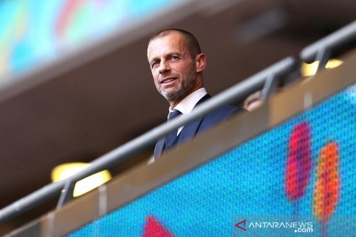 Presiden UEFA Aleksander Ceferin tidak akan lagi dukung Euro digelar pan-kontinental