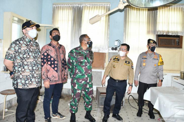 Gubernur Jambi rencanakan eks RS Pertamina untuk isolasi pasien COVID