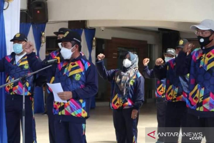 149 atlet Banjarmasin ikuti POPDA Kalsel 2021