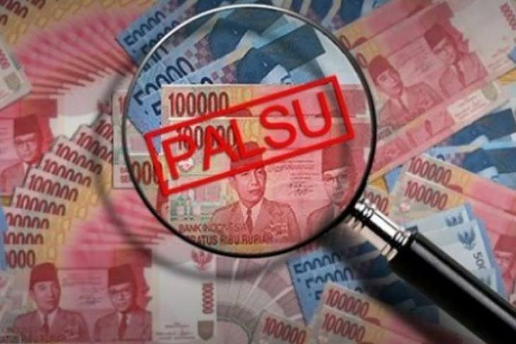 Polisi ungkap jaringan pembuat uang palsu di Sumut