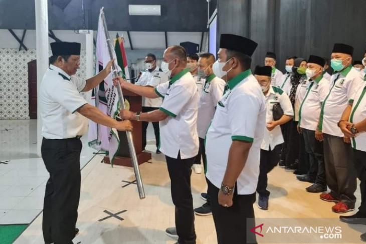 Pengurus MD-KAHMI Kota Tanjungbalai periode 2021-2026 dilantik