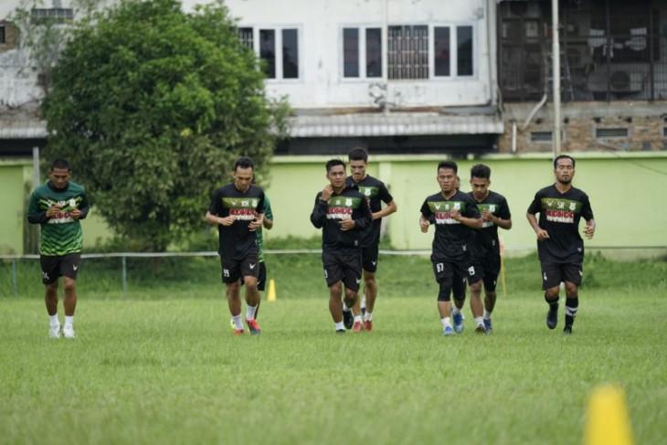 Pemain PSMS Medan libur latihan terdampak PPKM Darurat