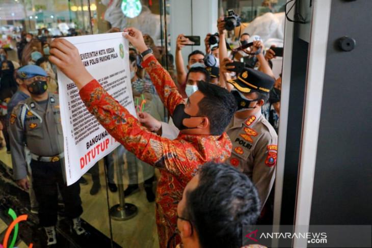 Fraksi PDIP nilai Wali Kota Medan tunjukkan tindakan tegas segel Centre Point