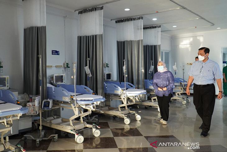 Isolation centers can help suppress mortality rate: minister
