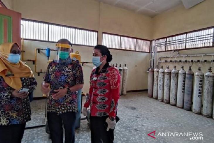 Satgas COVID-19 Kota Singkawang tambah 118 tempat tidur dan ruang isolasi