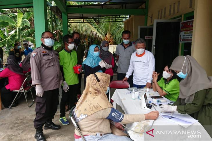 43.000 masyarakat Kubu Raya sudah mendapat vaksinasi COVID-19