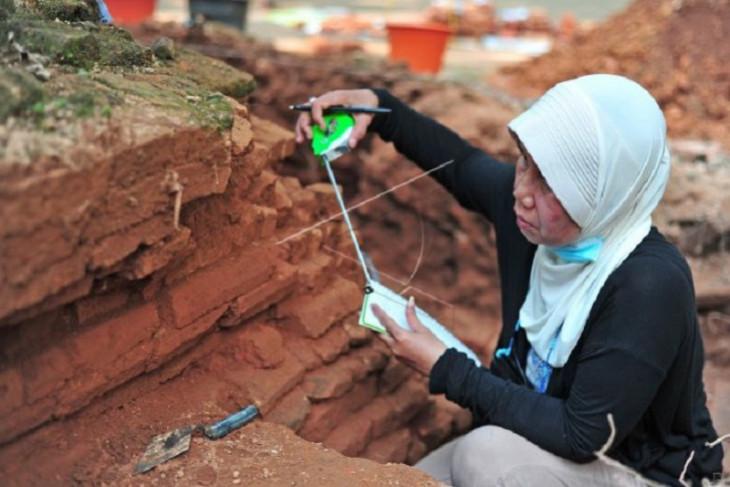 Penelitian situs candi Koto Mahligai di Muarajambi