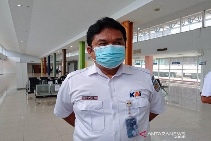 KAI Sumut wajibkan penumpang  tunjukkan bukti vaksinasi COVID-19