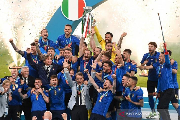 Daftar Juara Euro, Italia kembali jawara setelah setengah abad