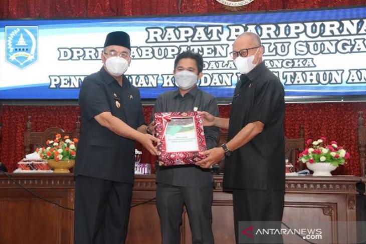 Upaya Bupati HSS pacu prestasi daerah tingkatkan reward bantu pembangunan