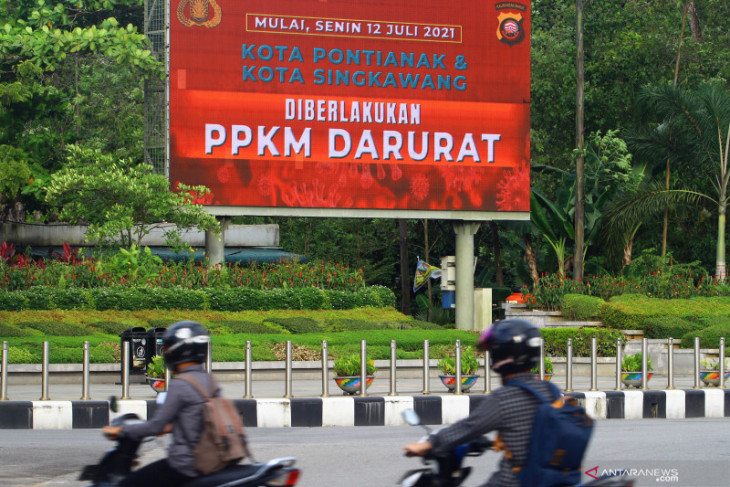 Pemprov Kalimantan Barat perpanjang PPKM