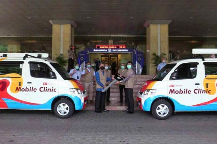 Mobile clinic to begin COVID vaccinations in North Jakarta July 13