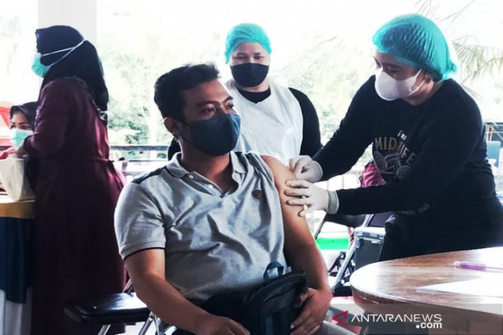 Pemkab Tabalong targetkan vaksinasi bagi 7.095 tenaga pendidik