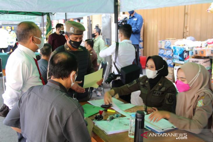 Enam dari 33 kelurahan di Kota Sukabumi berstatus zona merah COVID-19