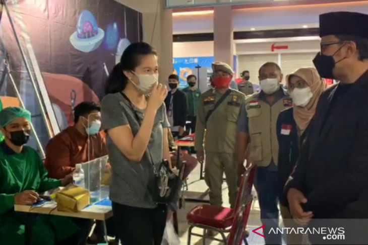 Dinkes Kota Bogor gelar vaksinasi massal untuk 10.500 orang