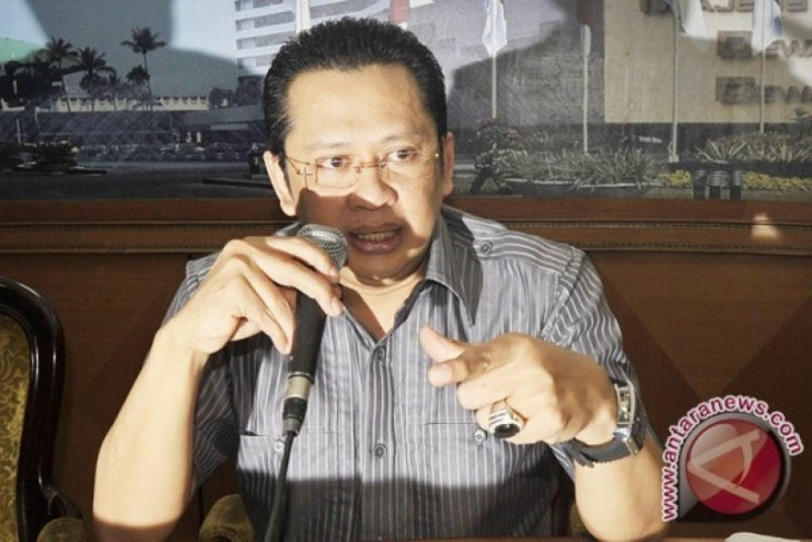 Ketua MPR berharap musisi dapat hak royalti atas karyanya tanpa kendala