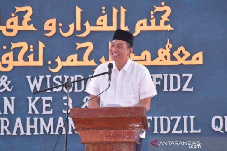 Bupati Batanghari ikuti pembekalan kepemimpinan pemerintahan