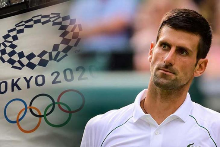 Djokovic ragu ikut Olimpiade  Tokyo