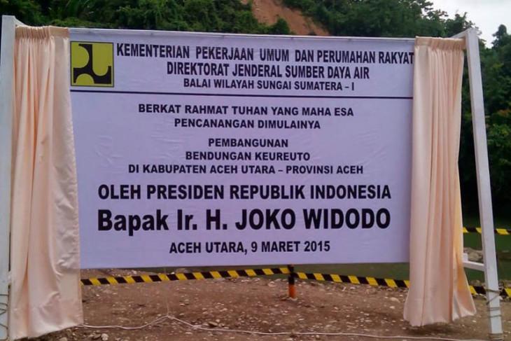 Terkait sengketa lahan Waduk Krueng Keureuto, ini kata Kepala BPN Aceh Utara