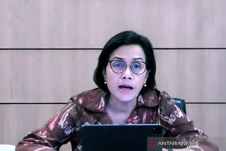 Sri Mulyani jelaskan pembiayaan investasi BUMN semester II Rp42,4 triliun