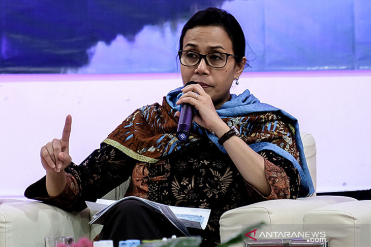 Indrawati highlights four obstacles to global economic recovery