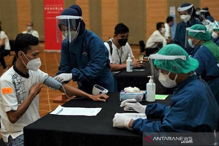 Vaksin Gotong Royong Individu hingga BUMN salurkan oksigen