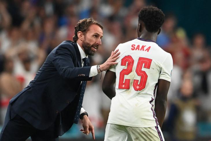 Southgate kutuk pelecehan rasis terhadap pemainnya
