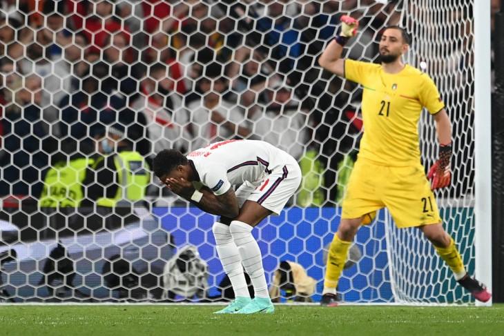 Italia dan Inggris dominasi 11 pemain terbaik Euro 2020