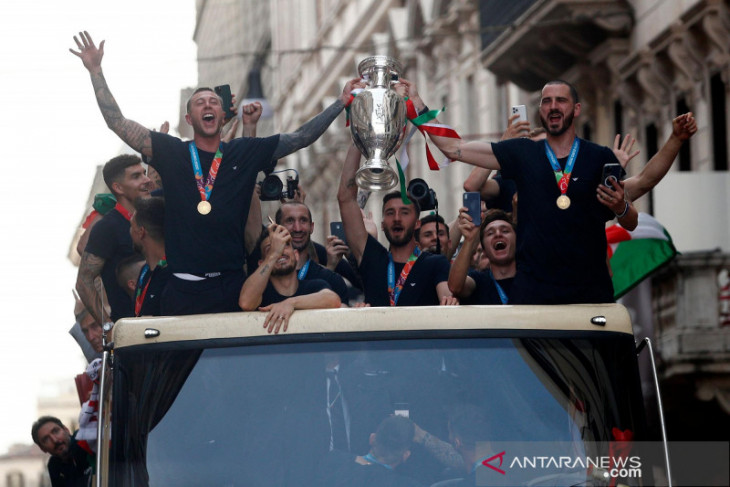 Timnas Italia mesti ganti