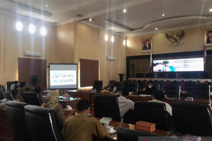 Dewan gelar RDPU bersama Pemkab dan Pama Persada Nusantara