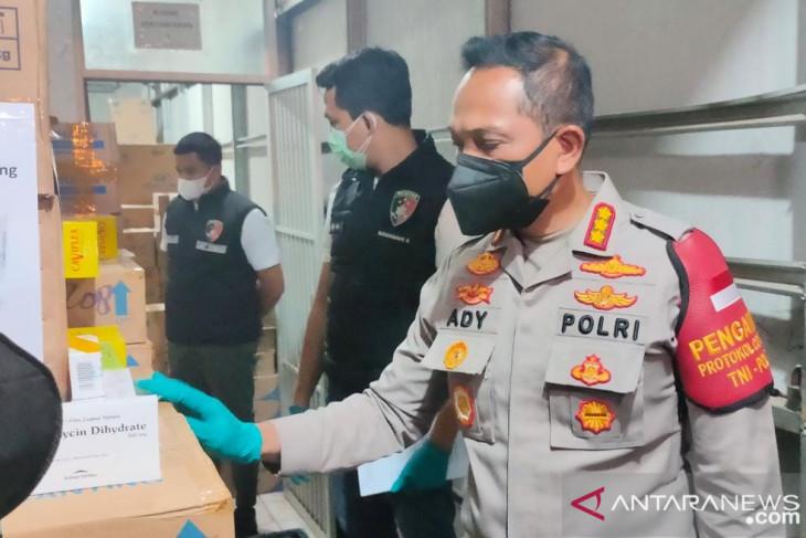 Polisi tangkap dua orang WNA tersangka pembuat narkoba di Kota Tangerang